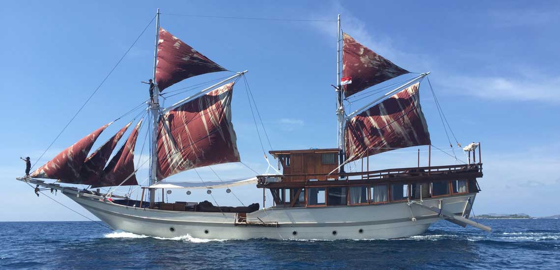 Diving Cruise in Komodo with Nyaman Villas Bali